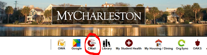 MyCharleston Header